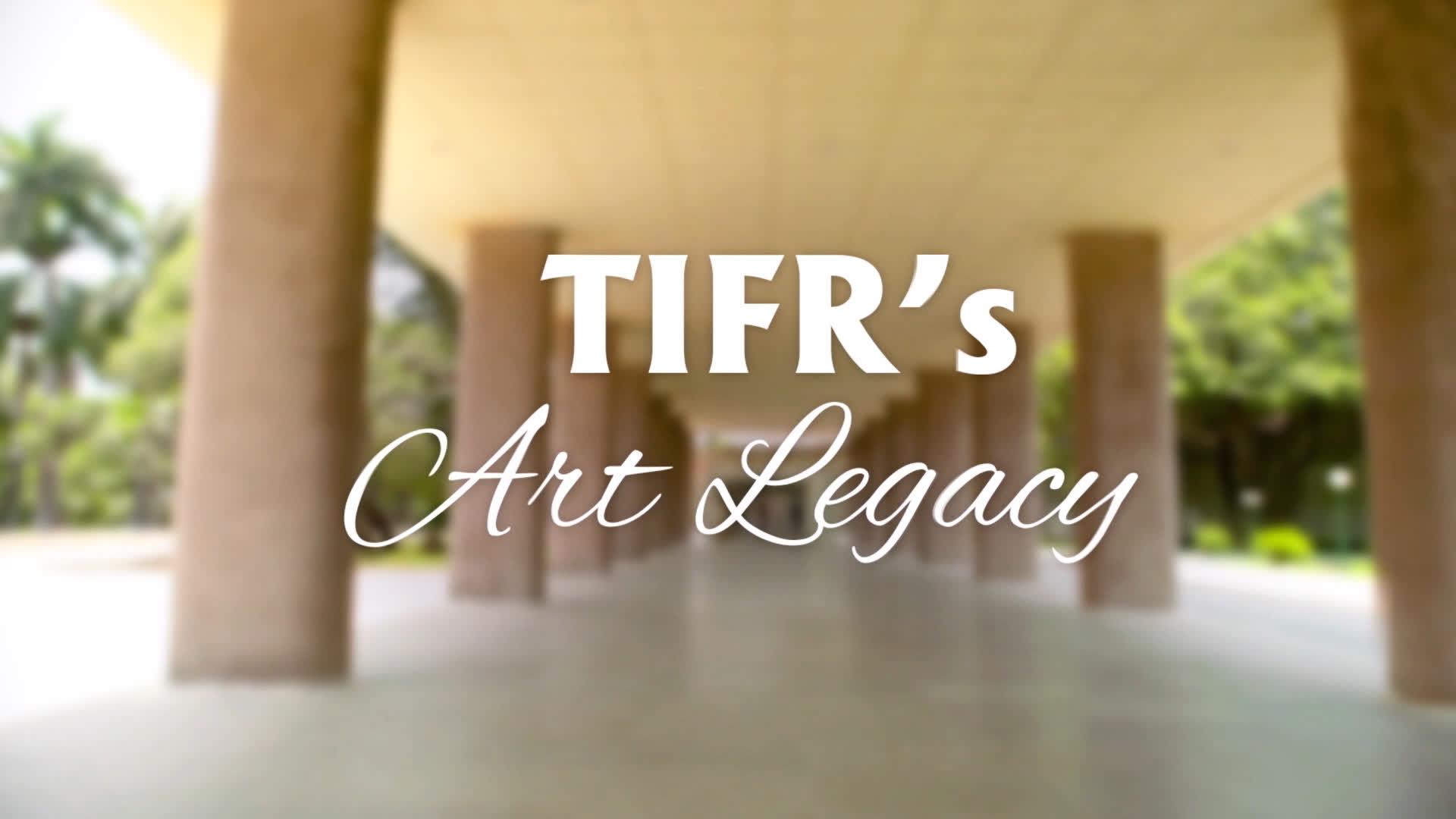 TIFR's Art Legacy