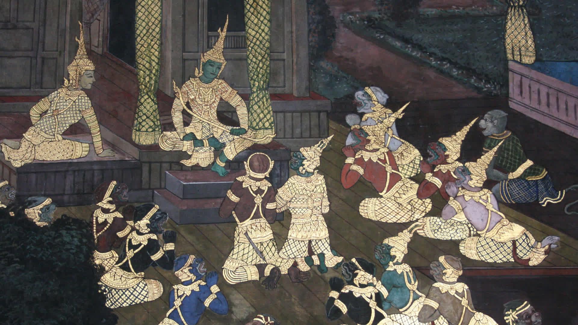 The Ramayana: A Tibetan Retelling
