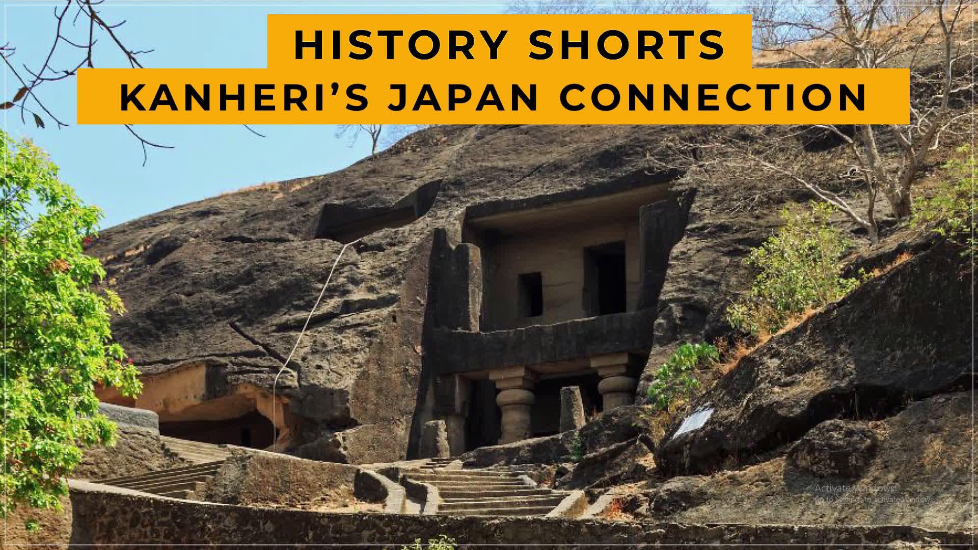 Kanheri's Japan Connection