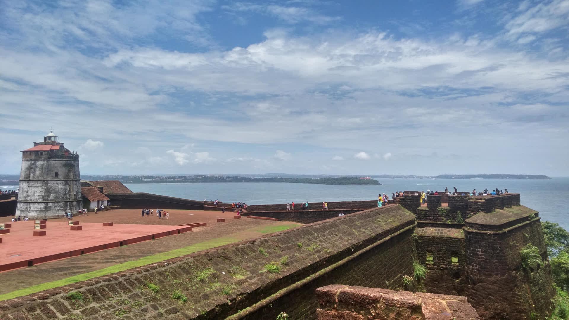 Fort Aguada: Symbol of Strength