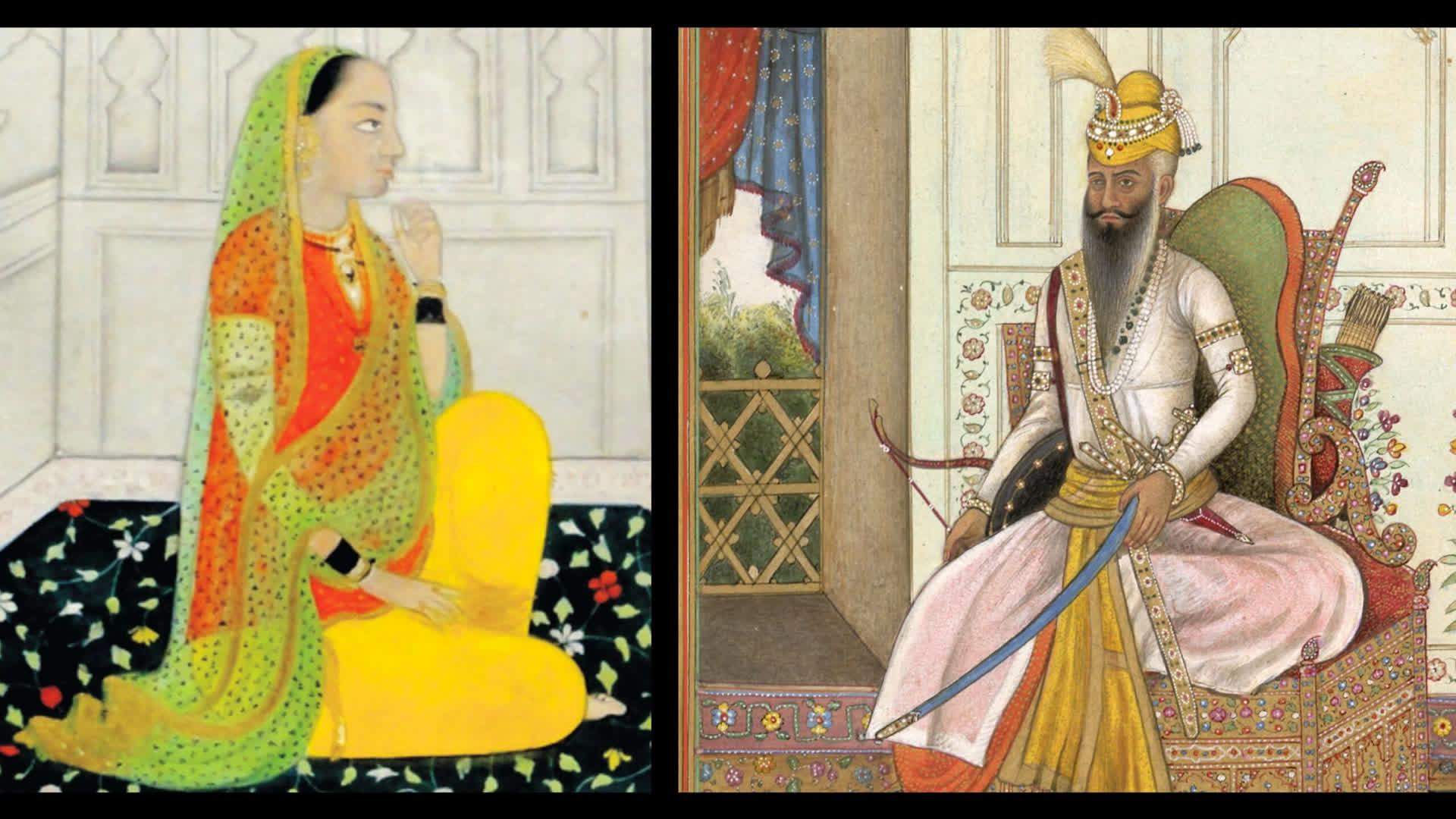 Moran: Maharaja Ranjit Singh's Beloved