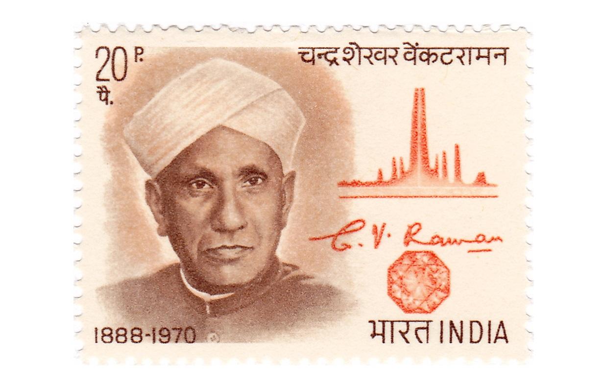 C. V. Raman's Work on Indian Music