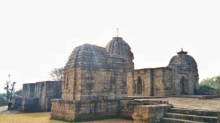 Krimchi Temples: Remnants of An Indo-Greek Past