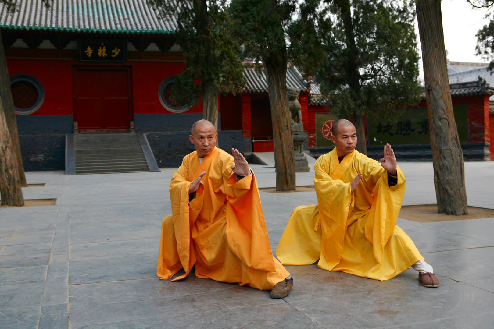 Shaolin Kung fu's Indian Connection