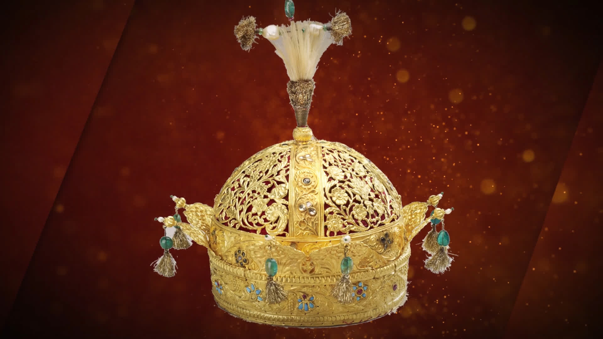 The Great Indian Crowns