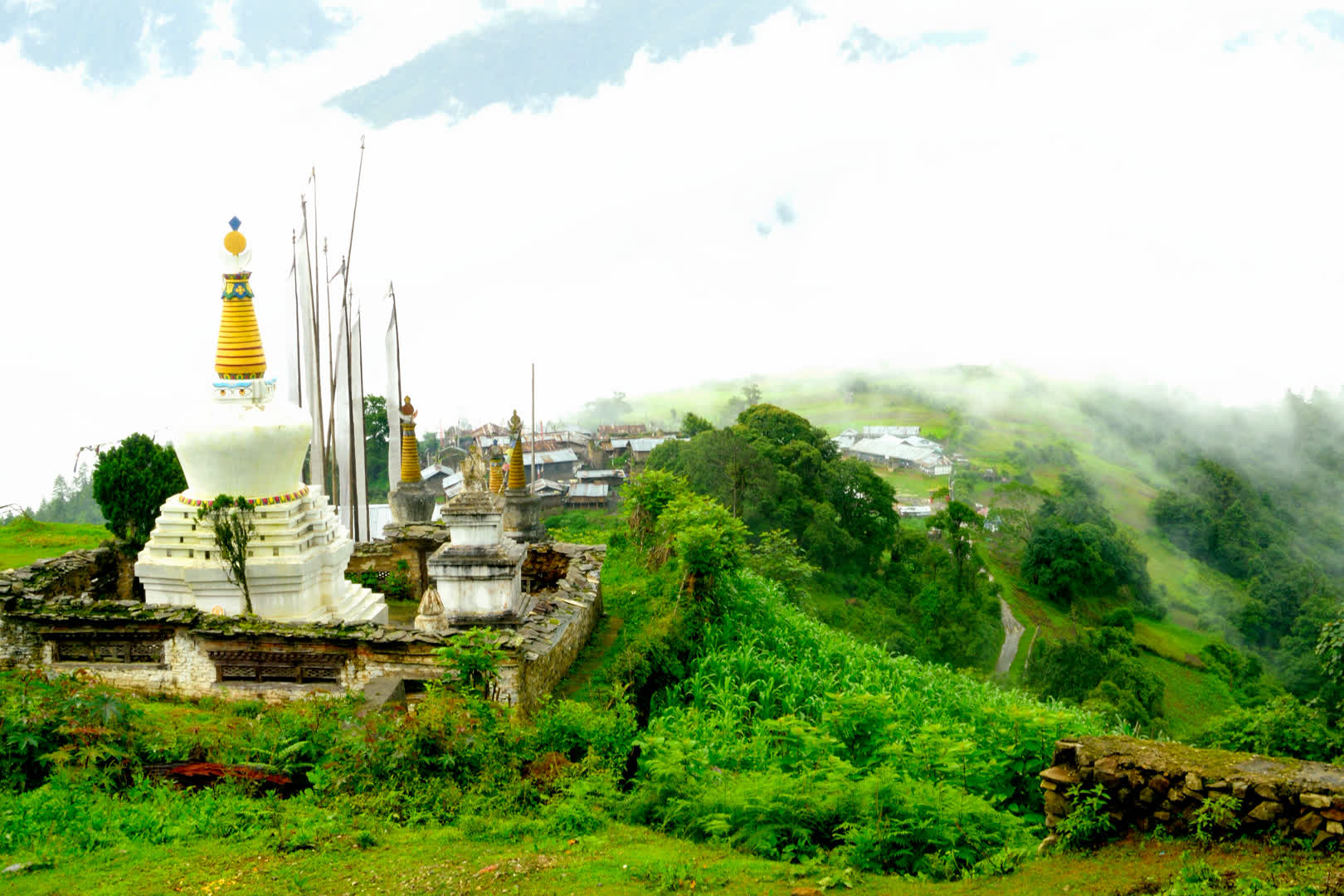 Thembang: A Fortified Village with a Lesson to Share