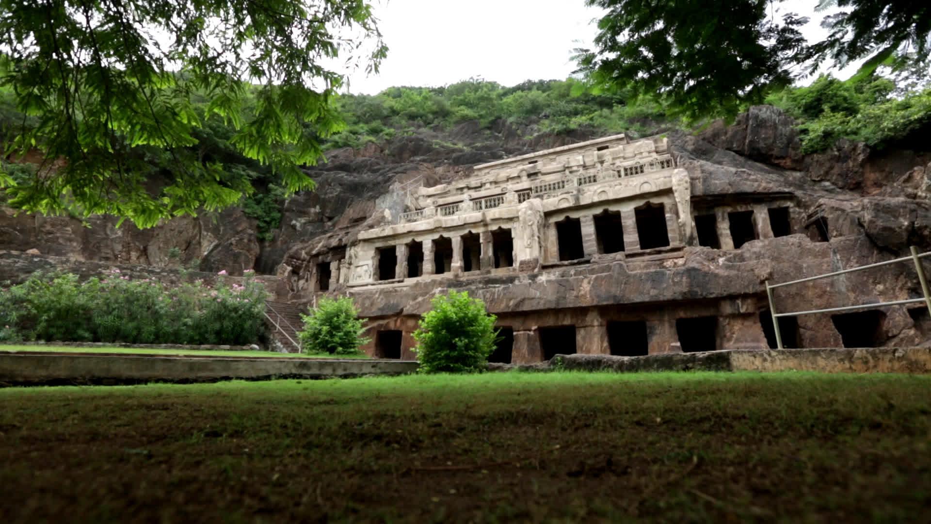 Undavalli Caves – Where Faiths Converge