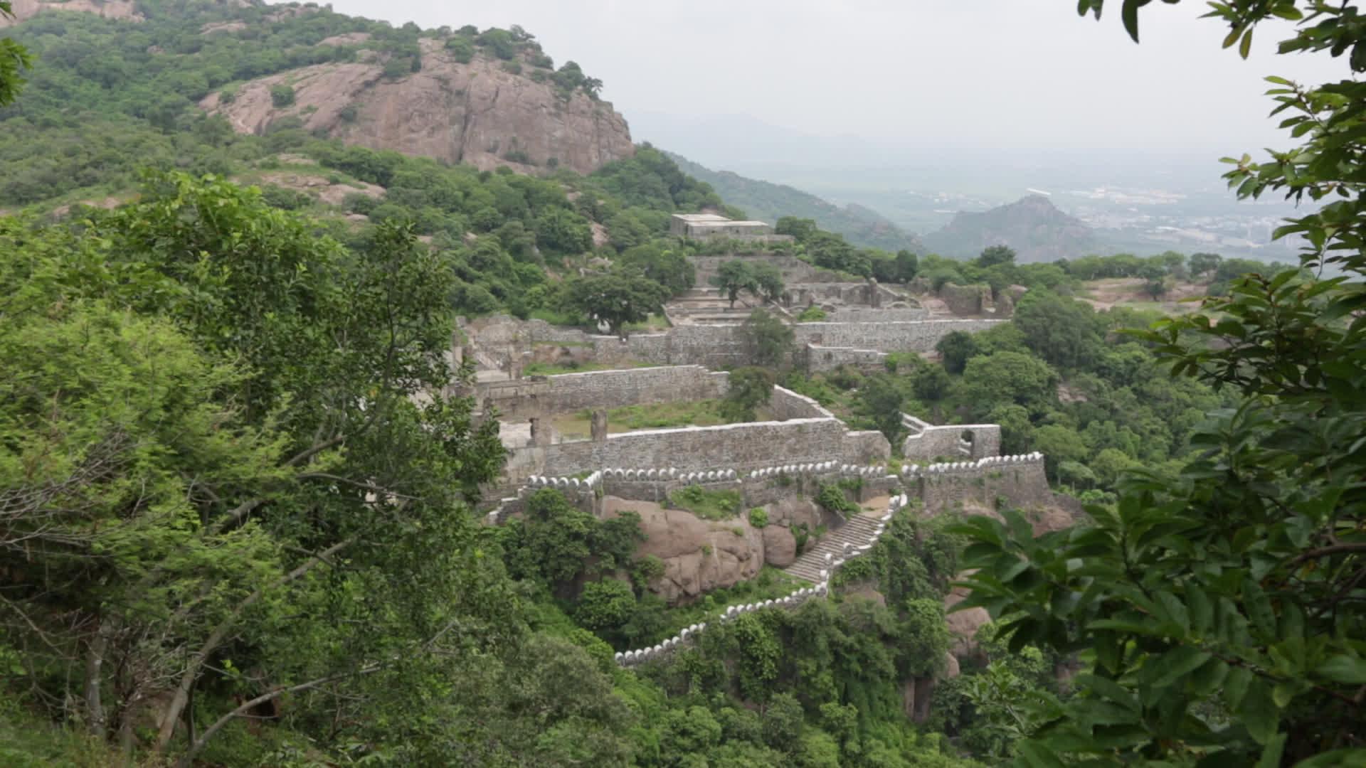The King-sized Fort of Kondapalli