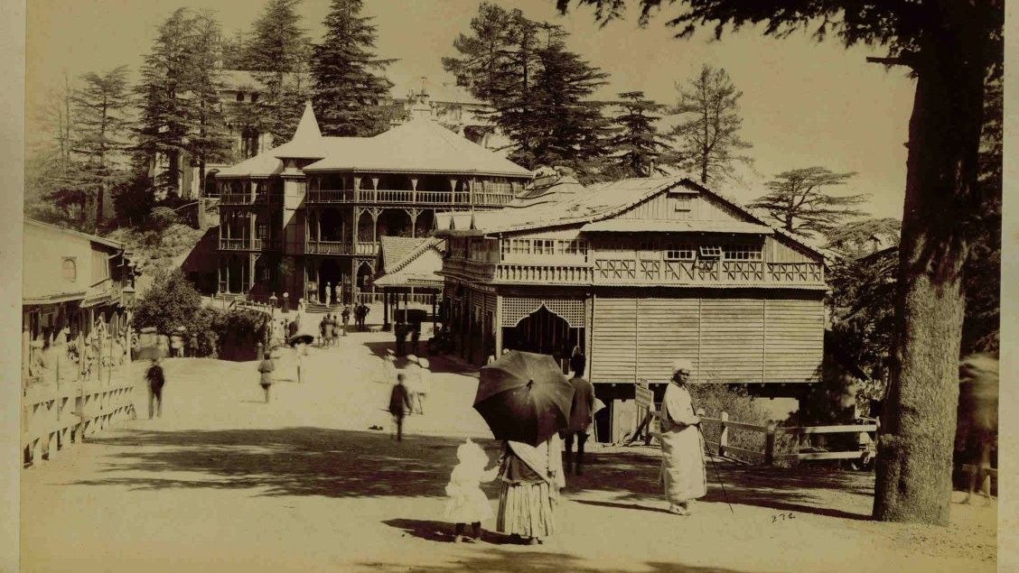 Shimla: History Was Made Here