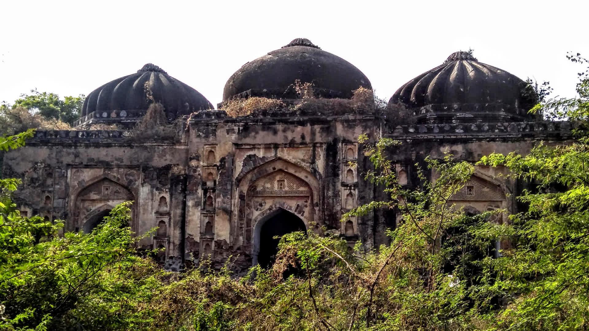 Hidden Monuments of Corporate Gurgaon