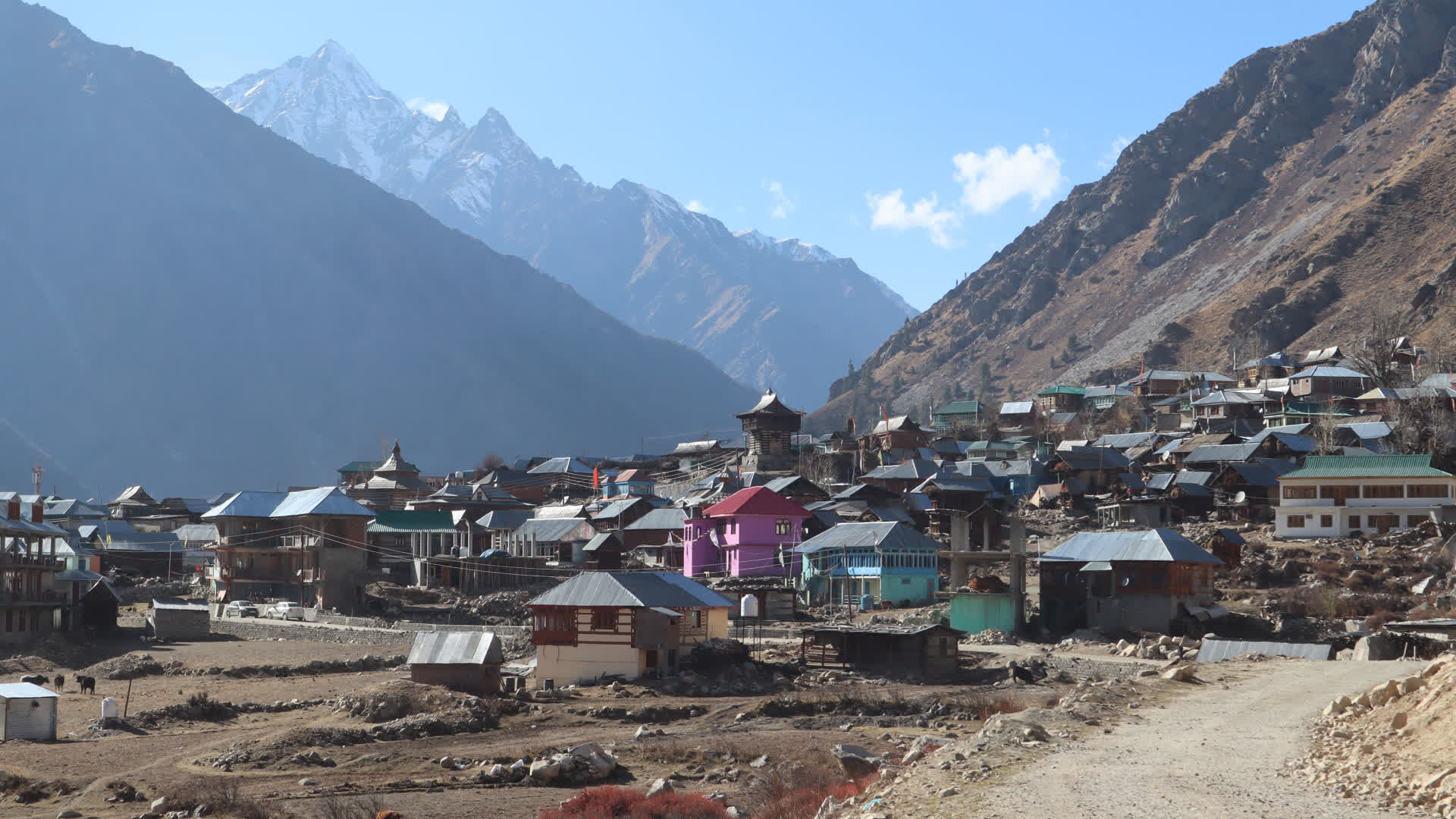 Chitkul: The Village on the Edge of India