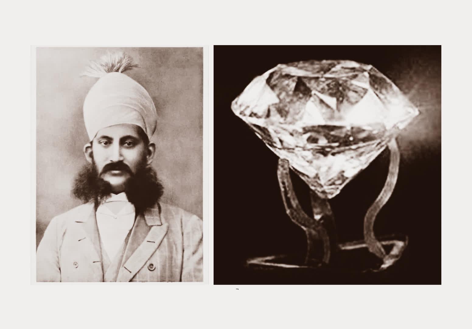 Diamond in a Shoe: The Jacob Diamond
