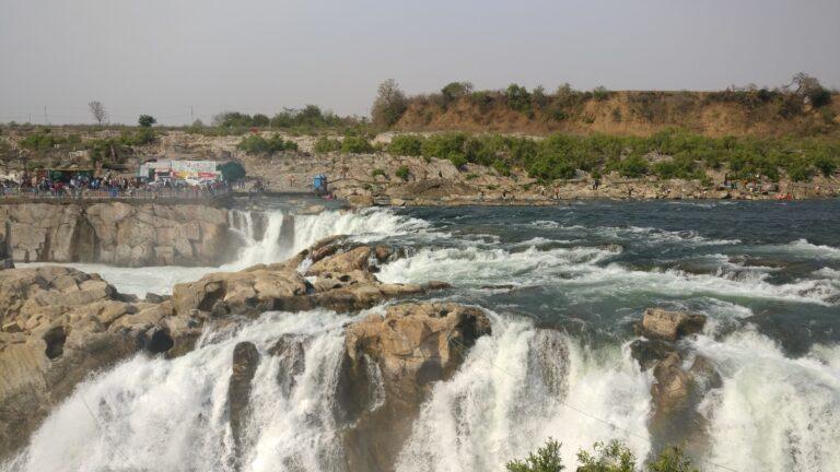 Narmada's Marble Gorge