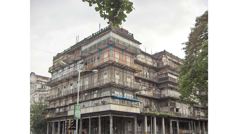India's Most Fragile World Heritage Building