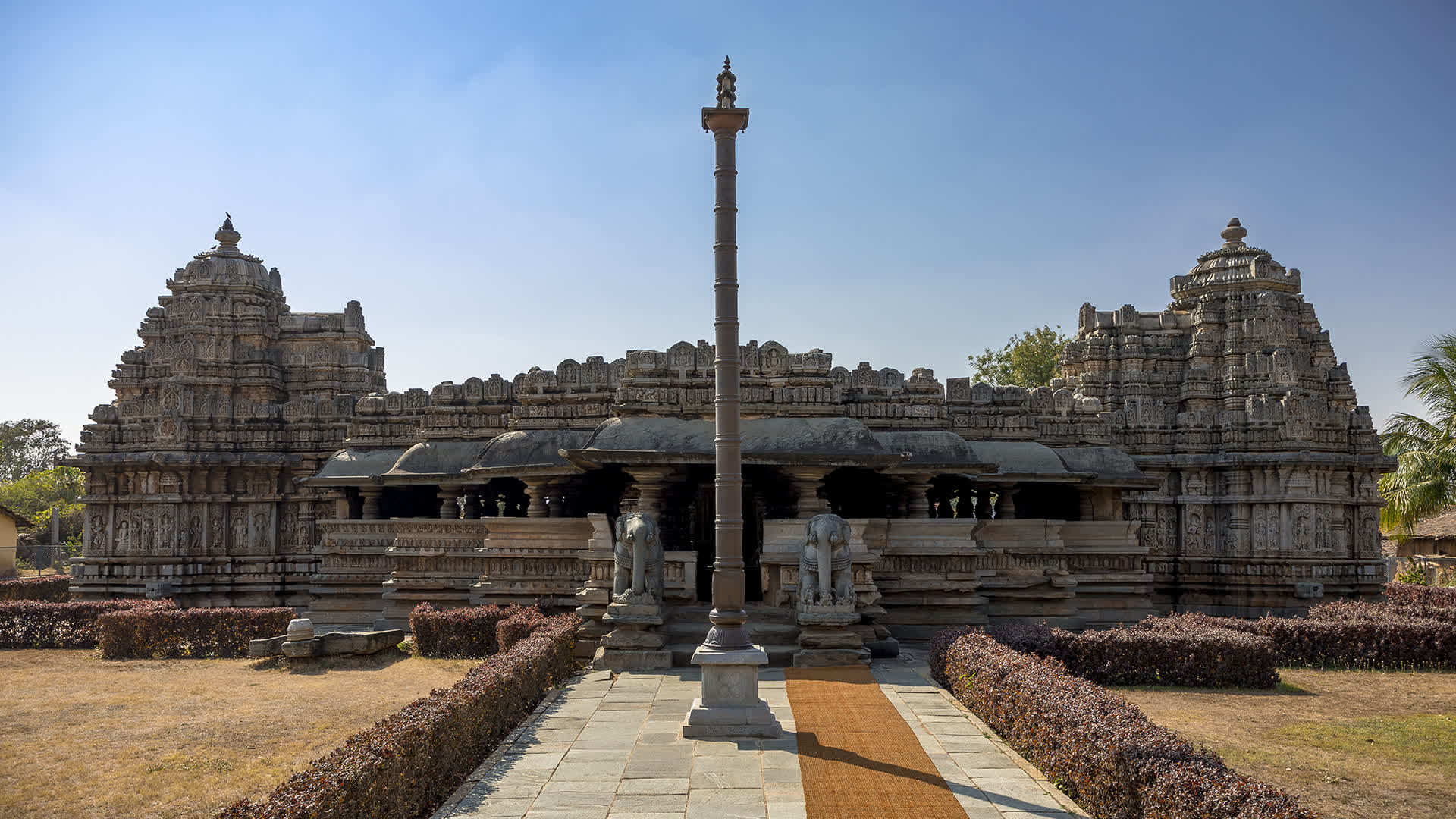 The Forgotten Temples of the Hoysalas