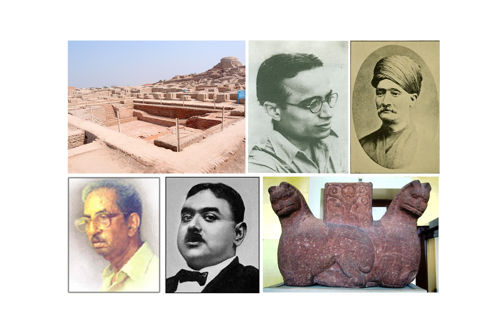 Indians Who Discovered India's Past
