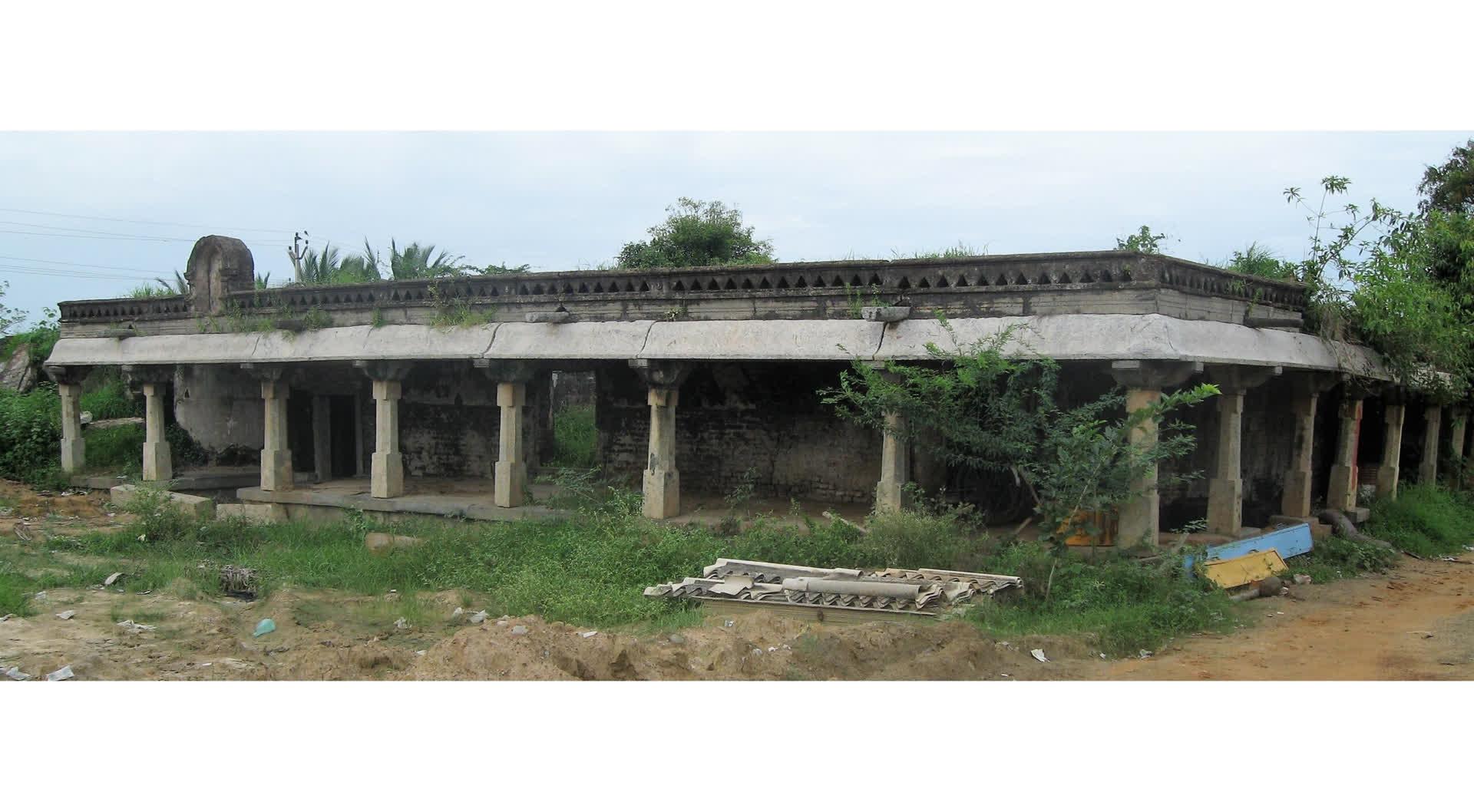 Kanchipuram's Medieval Inn