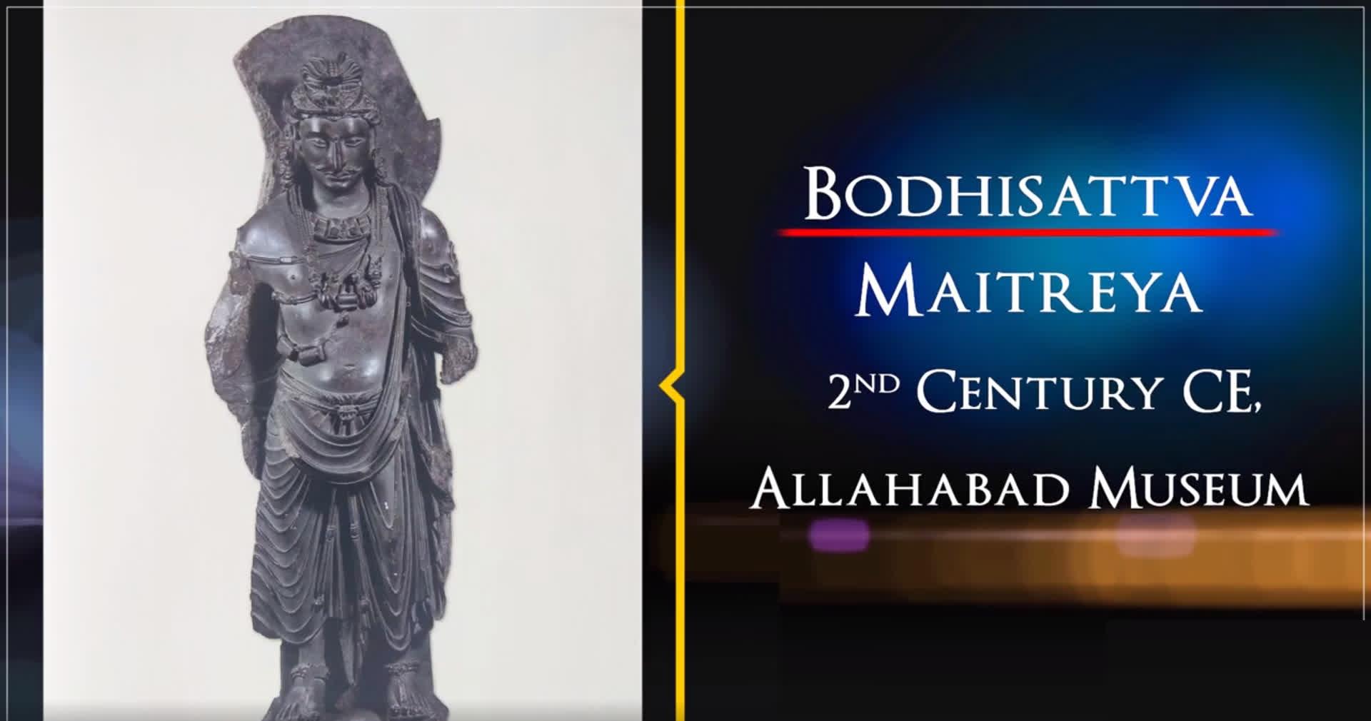 Bodhisattva Maitreya | Treasures of India