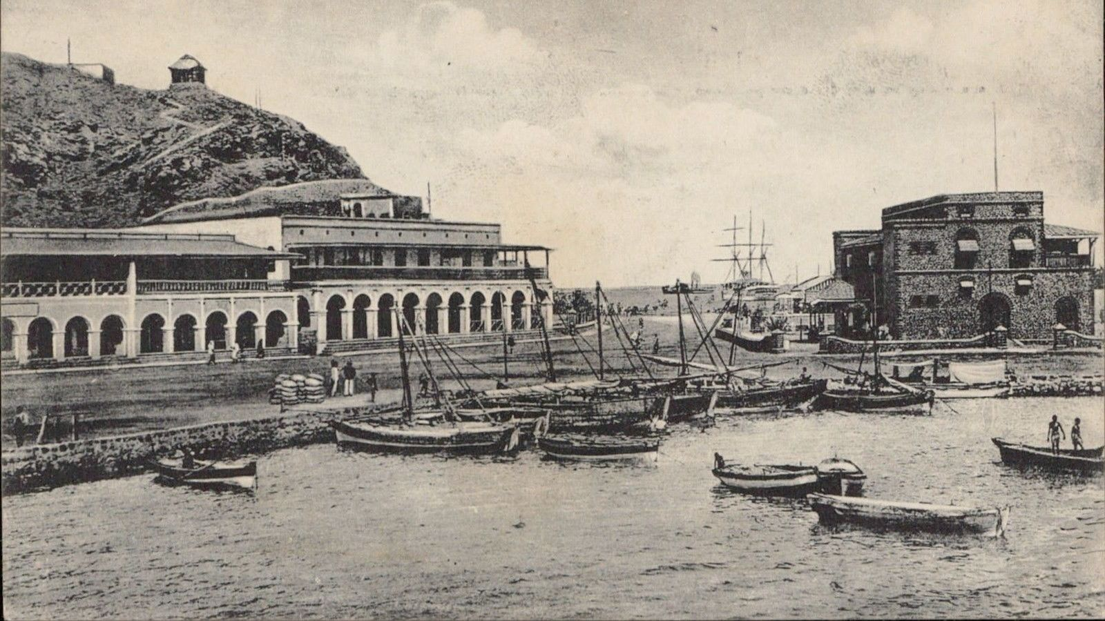 Aden: Pivot of the East and West