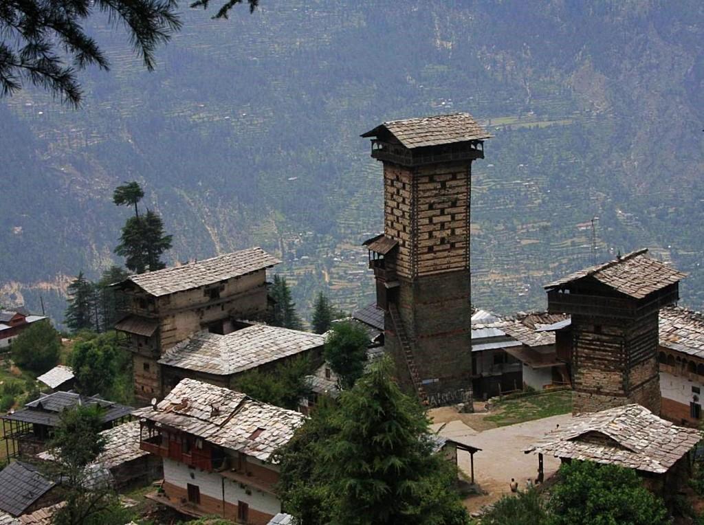 Chaini Kothi: Saving A Himalayan Wonder