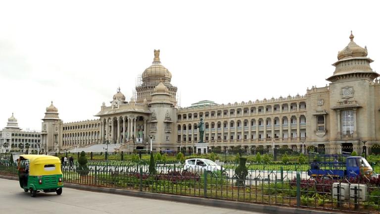 The Making of Bengaluru