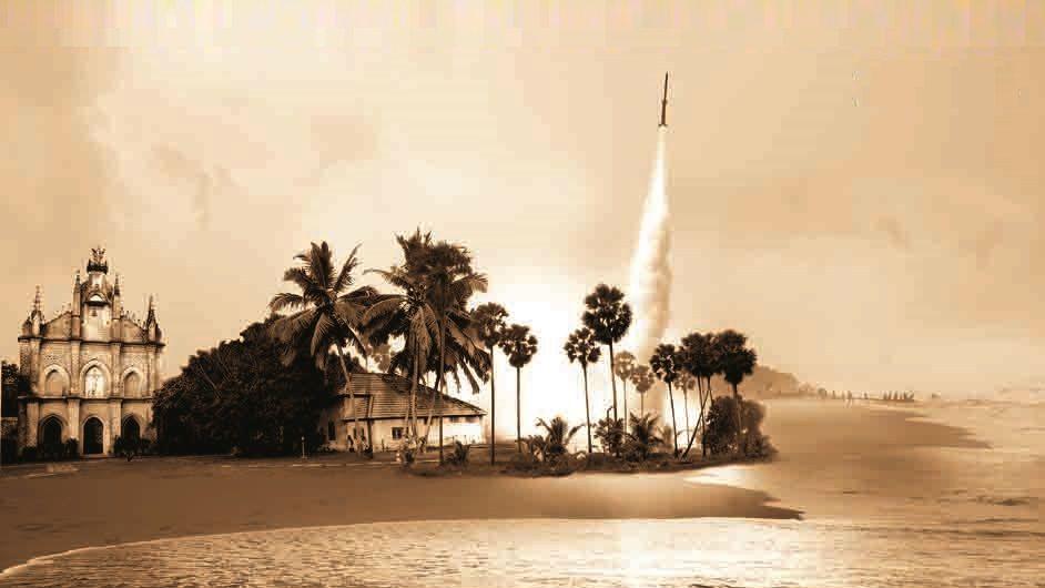 Vikram Sarabhai and India's Space Odyssey