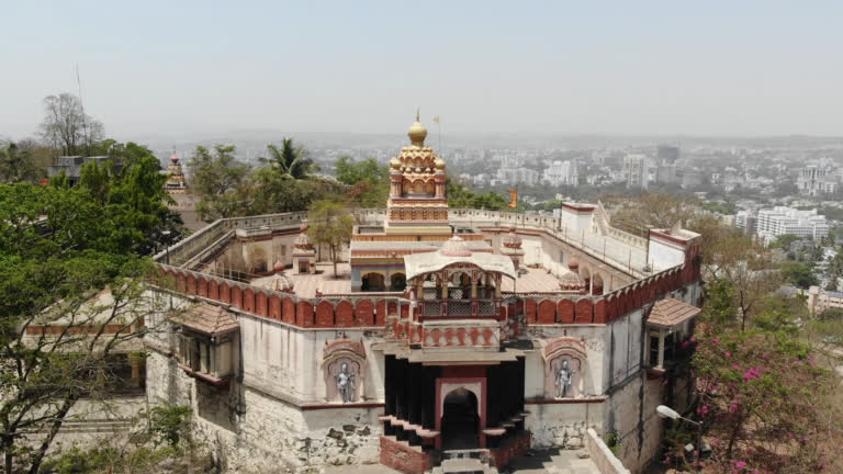 Pune and the Maratha Empire