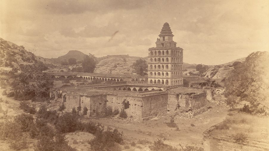 Gingee Fort: 'Troy of the East'