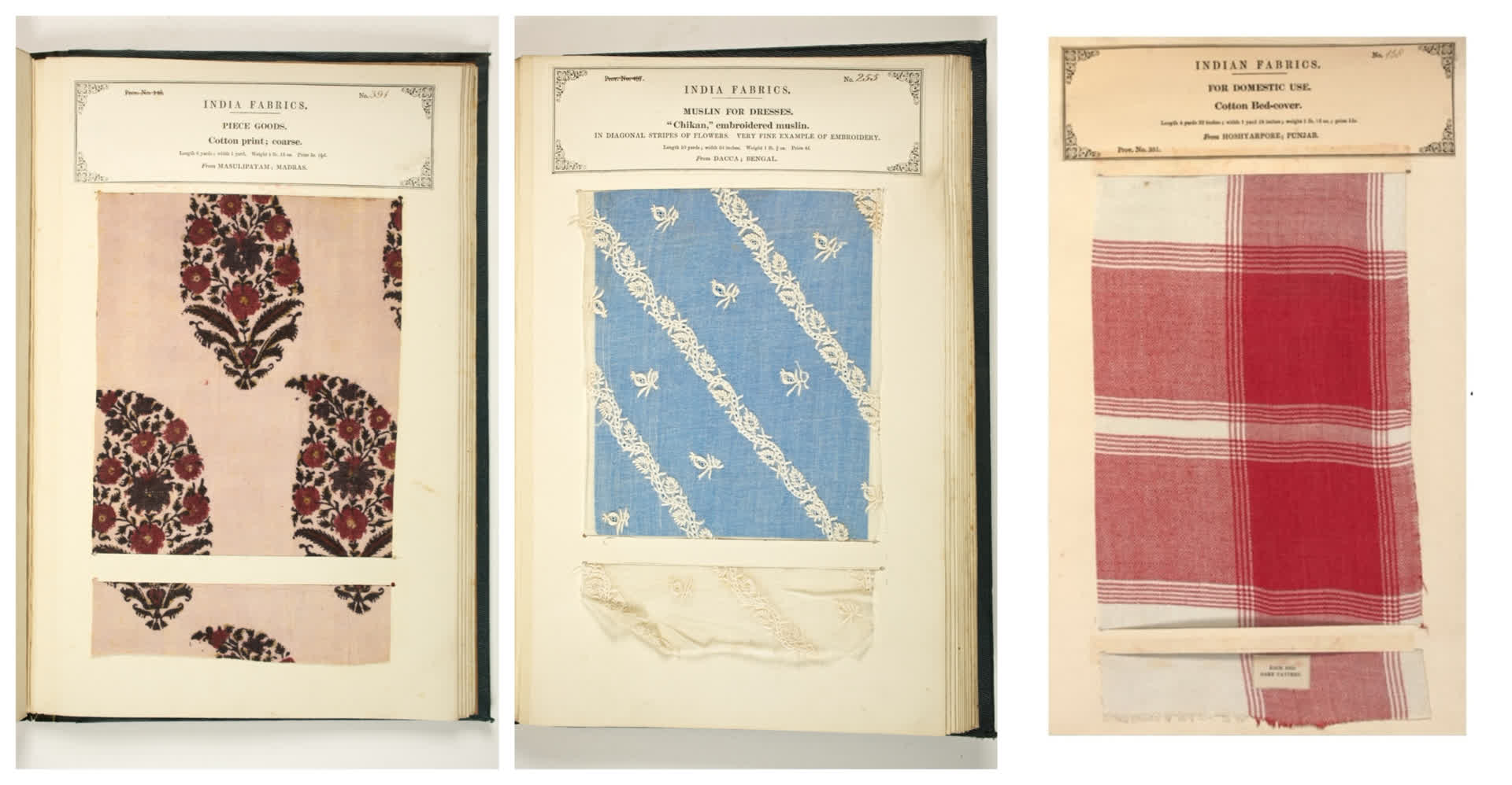 The Mapping of Indian Textiles