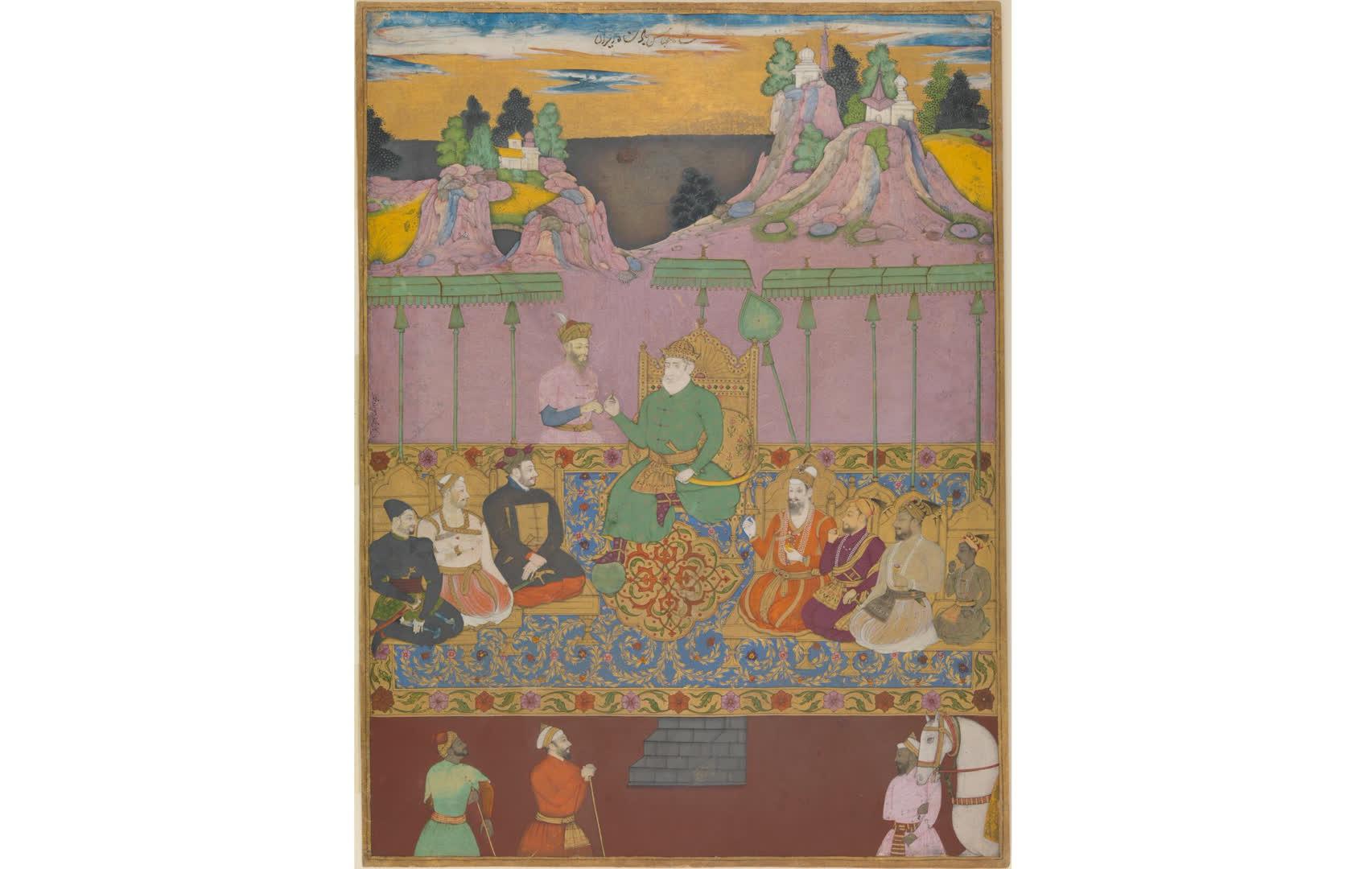 Bijapur's Art – A Melting Pot