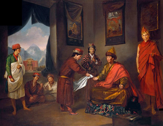 The Indian 'Spy' Who Mapped Tibet