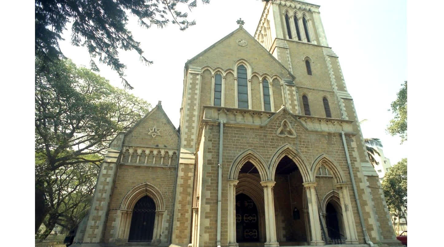 A Mumbai Church and its 'Afghan' Connection