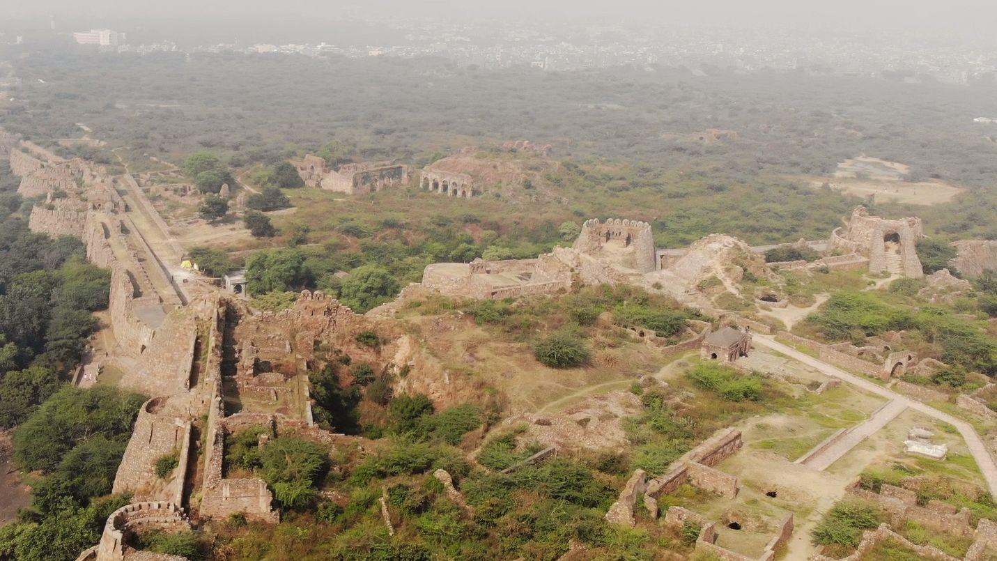 Tales of Tughlaqabad