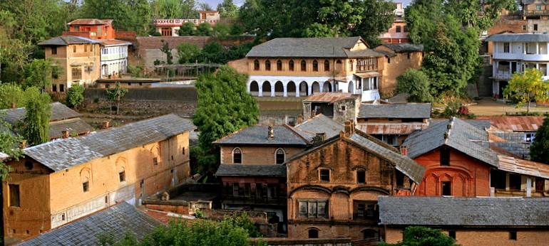 Pragpur: Time Travelling in Himachal