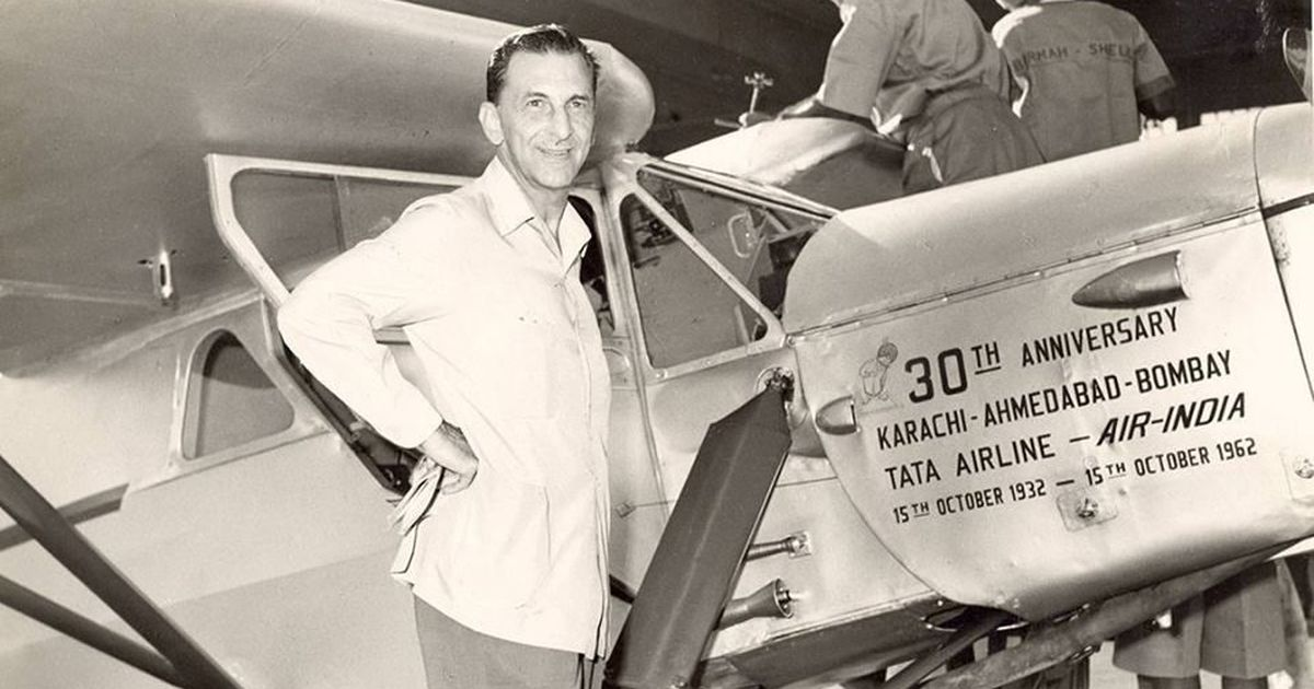 JRD Tata and the Beginnings of Indian Aviation