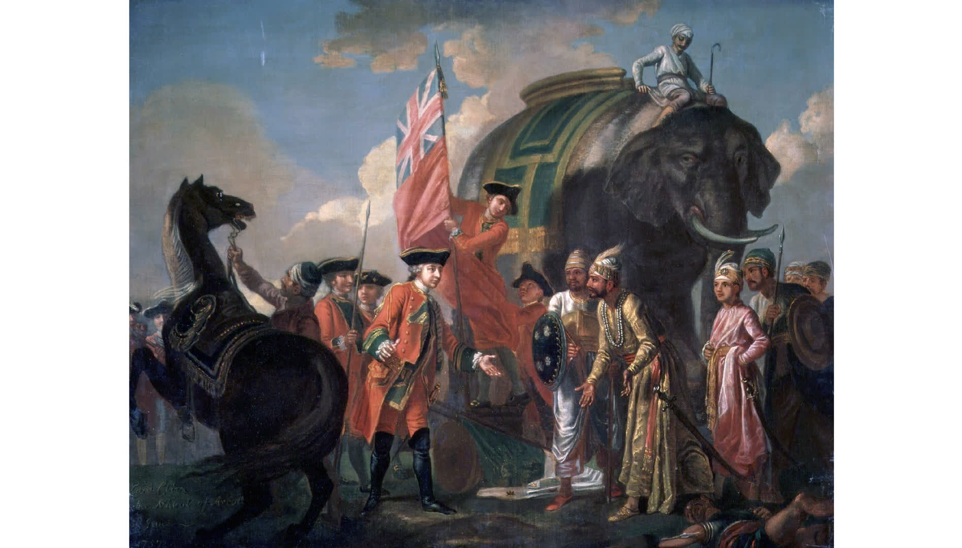 The Real 'Heroes' of the Battle of Plassey