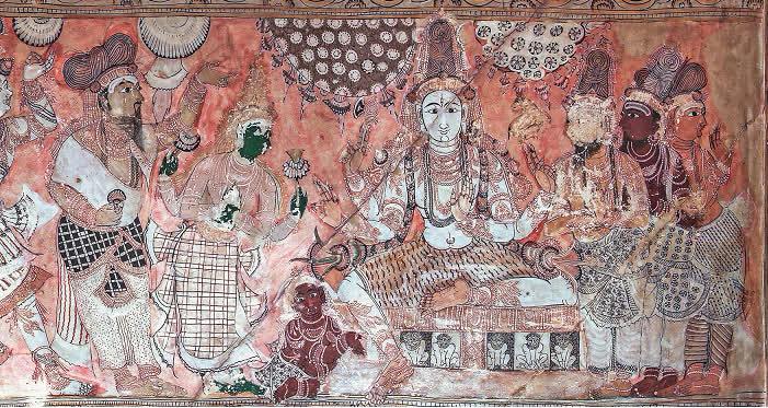 The Painted Wonders of Lepakshi