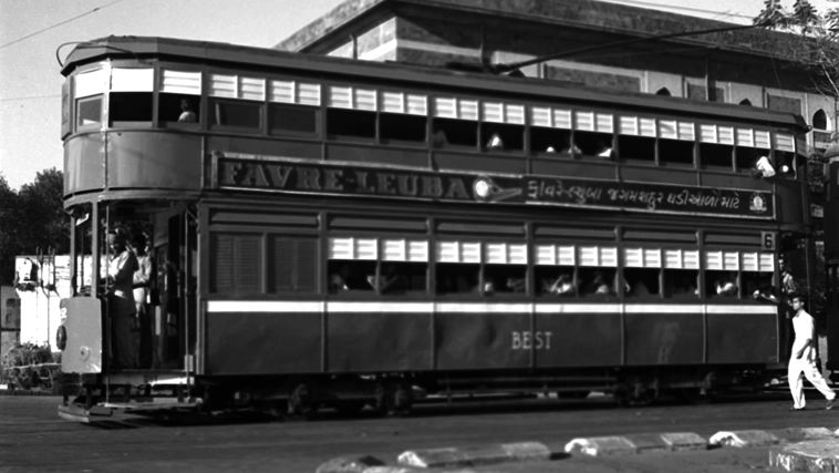 Bombay's Tryst with Trams