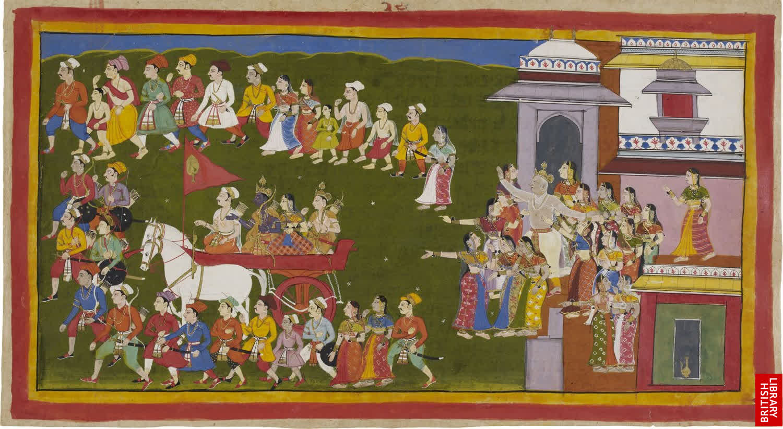 Jain Ramayana: A 'Non-Violent' Retelling