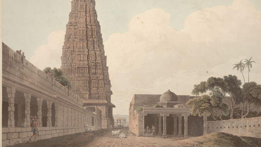 Meenakshi's Madurai: Myths & Miracles