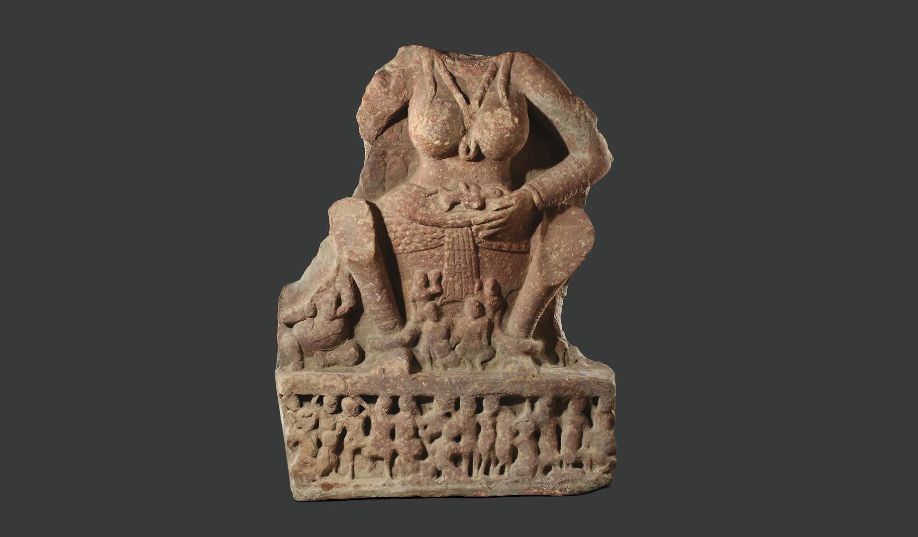 Gandhara's Goddess Hariti – Bridging Faiths
