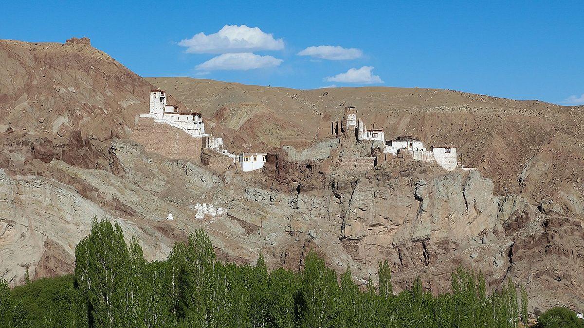 How Ladakh Became  Part of J&K