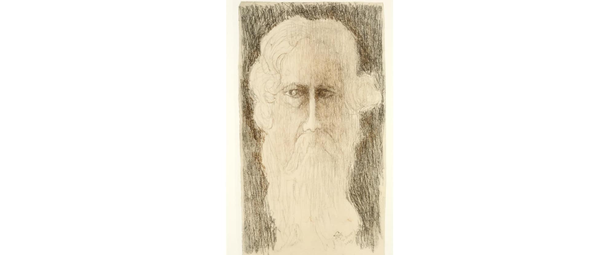 Rabindranath Tagore, the Artist