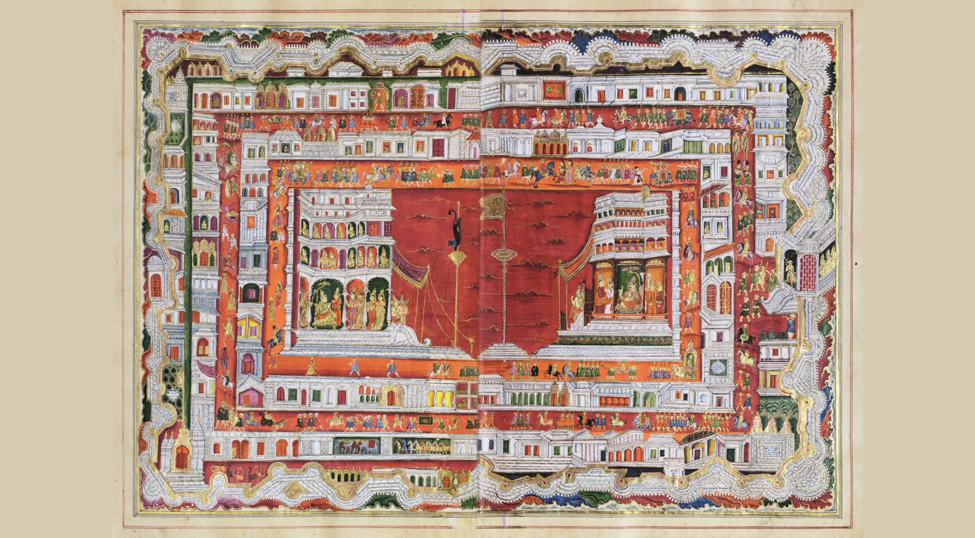 The Great Mysore Bhagavata