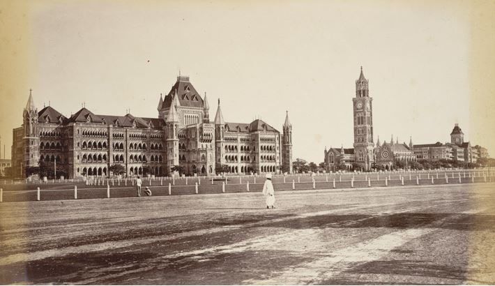 The Bombay High Court: Then & Now