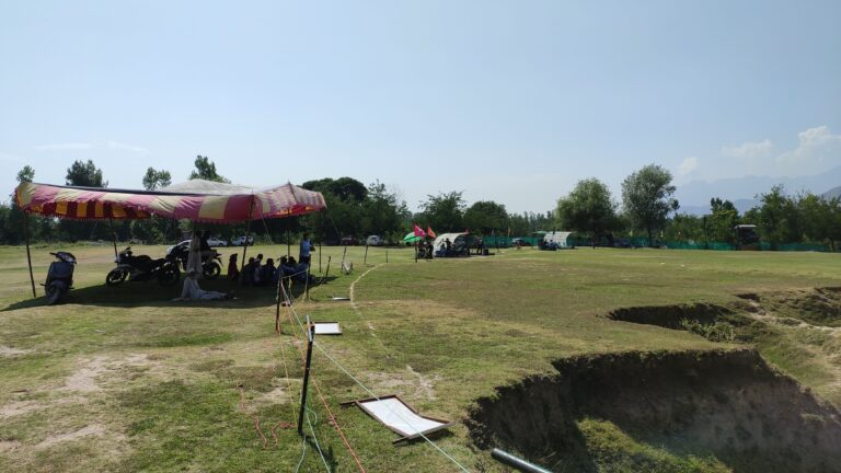 Saving Kashmir's Prehistoric Gem