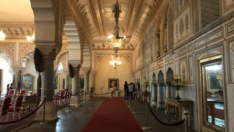 Jaipur's City Palace Museum: An Artistic Legacy