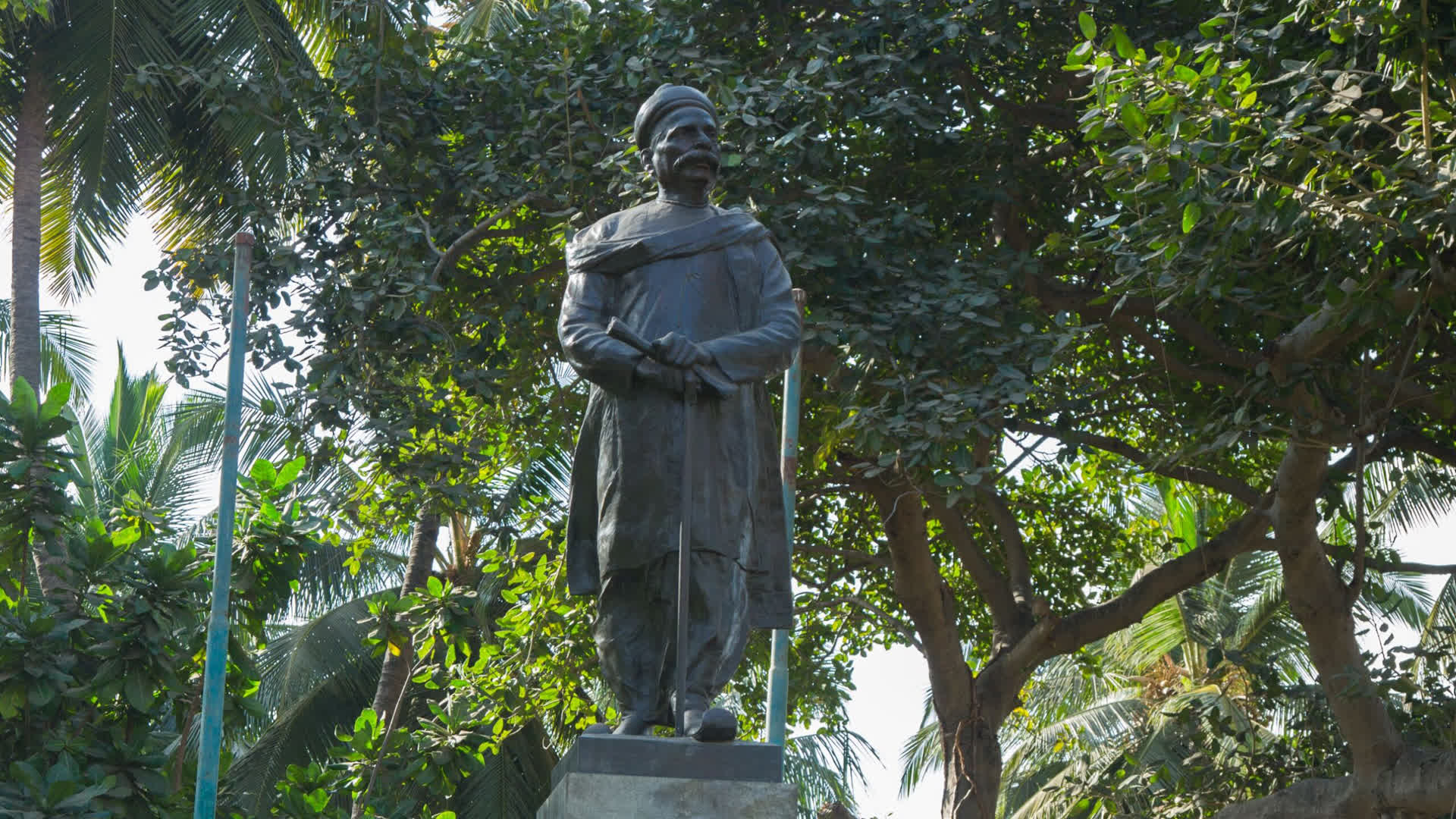 Tilak Memorial: A Gift From the People of Bombay