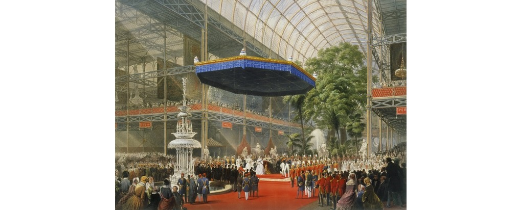 The  Exhibition of 1851 & the Jewel in the Crown