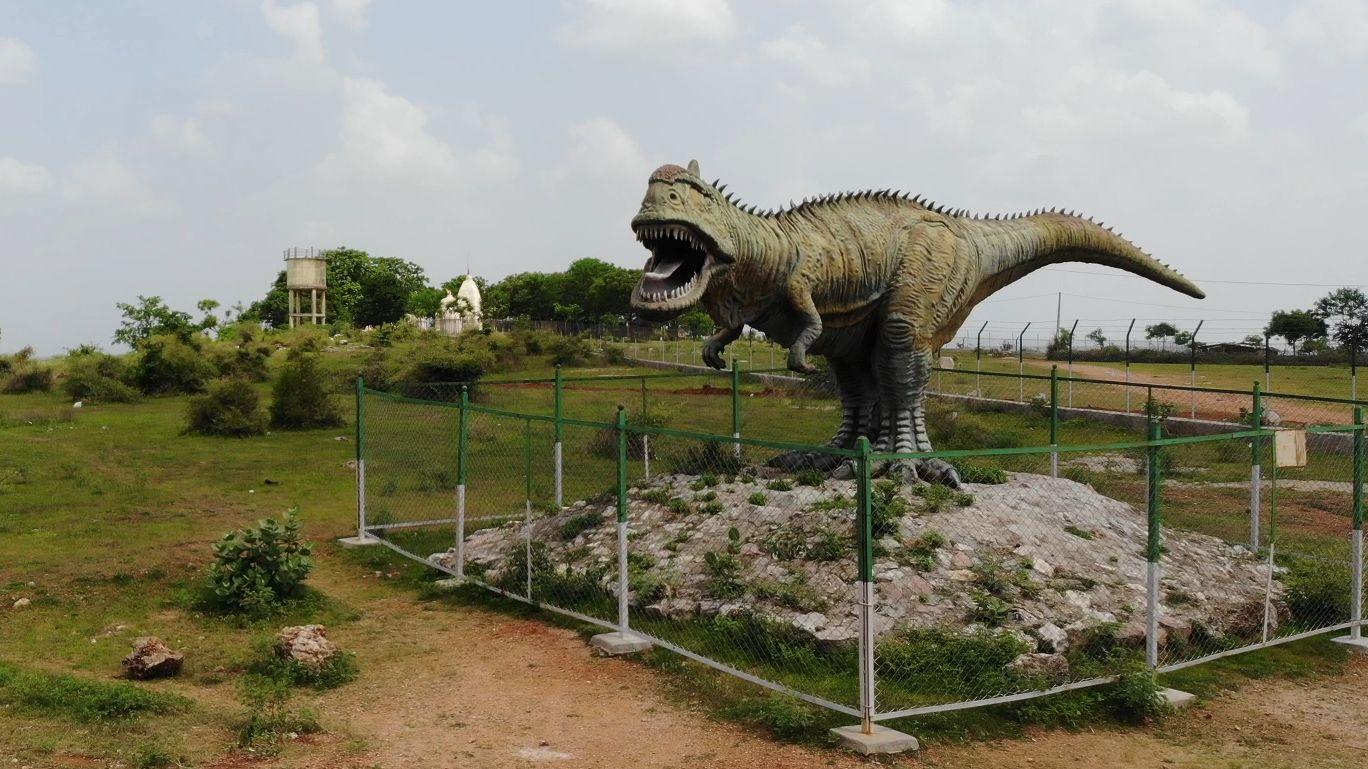 Balasinor – India's Jurassic Park | Tales & Trails